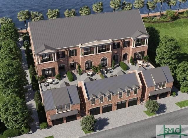 446 George Meyer Avenue, Savannah, GA 31401 (MLS #240029) :: Team Kristin Brown | Keller Williams Coastal Area Partners