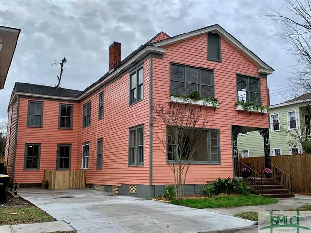 505 E 39th Street, Savannah, GA 31401 (MLS #240033) :: Liza DiMarco