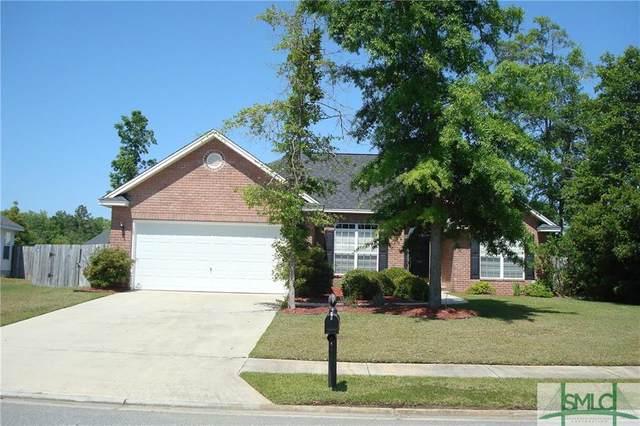 124 Hall Street, Richmond Hill, GA 31324 (MLS #240055) :: Bocook Realty