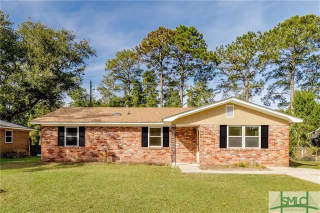 124 Wassaw Road, Savannah, GA 31410 (MLS #240071) :: Glenn Jones Group | Coldwell Banker Access Realty