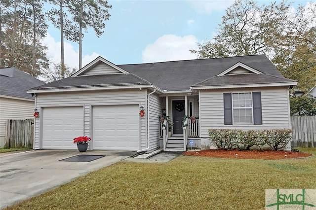 17 Sugar Cane Drive, Savannah, GA 31419 (MLS #240072) :: Team Kristin Brown | Keller Williams Coastal Area Partners