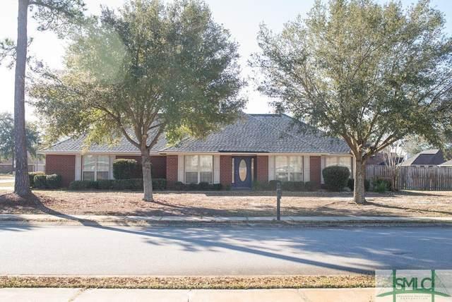 201 Slayton Circle, Hinesville, GA 31313 (MLS #240078) :: Teresa Cowart Team