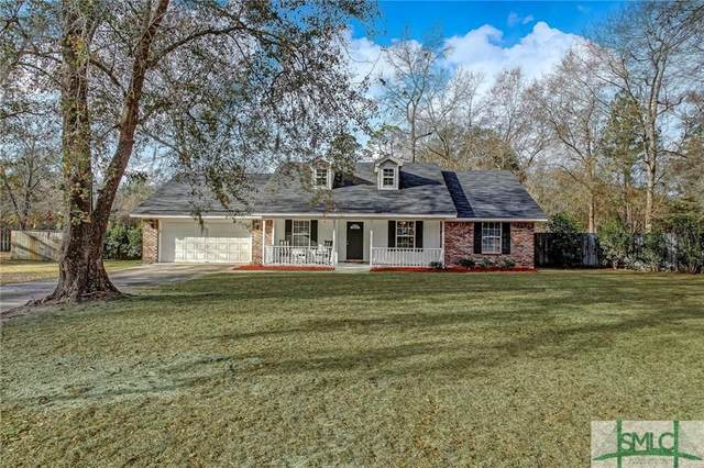 232 Victoria Circle, Guyton, GA 31312 (MLS #240096) :: Glenn Jones Group | Coldwell Banker Access Realty