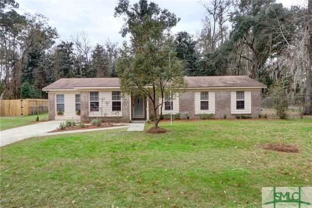9601 Dunwoody Drive, Savannah, GA 31406 (MLS #240114) :: Keller Williams Coastal Area Partners