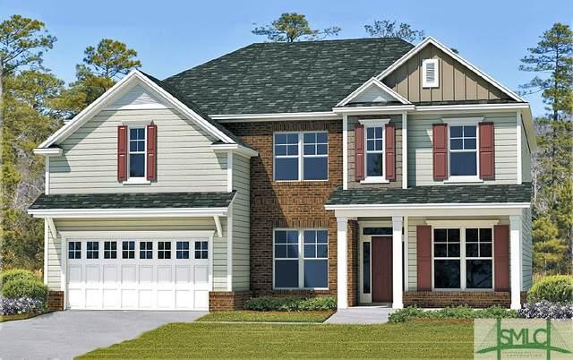 125 Champlain Drive, Pooler, GA 31322 (MLS #240130) :: The Arlow Real Estate Group