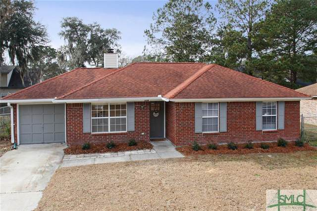 214 Bordeaux Lane, Savannah, GA 31419 (MLS #240131) :: Team Kristin Brown   Keller Williams Coastal Area Partners