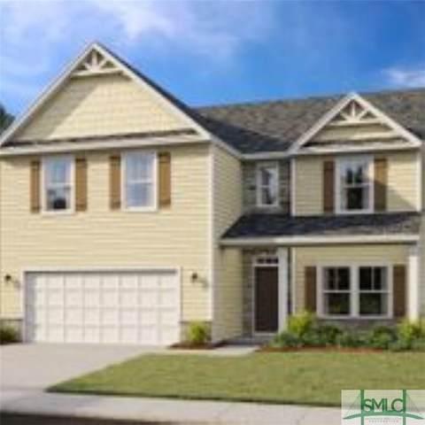 132 Pickett Fence Lane, Pooler, GA 31322 (MLS #240132) :: The Arlow Real Estate Group