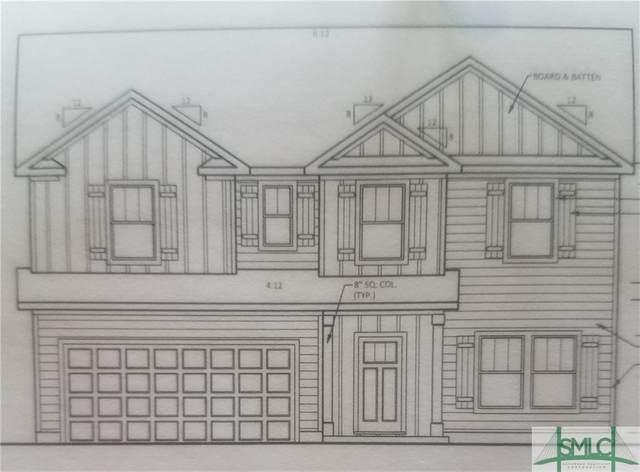 107 Pickett Fence Lane, Pooler, GA 31322 (MLS #240135) :: The Arlow Real Estate Group