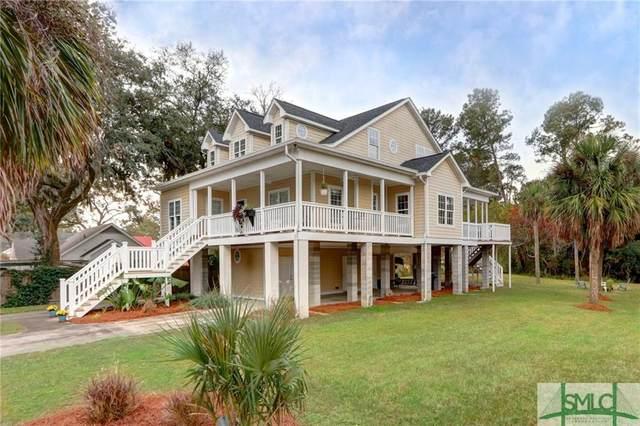408 Clayton Street, Savannah, GA 31410 (MLS #240140) :: The Arlow Real Estate Group