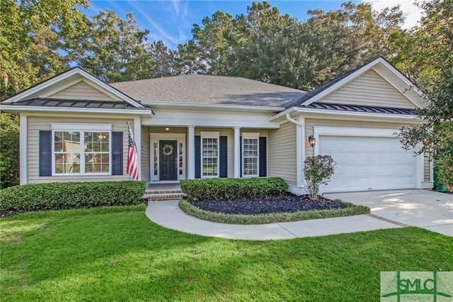 202 Sawgrass Drive, Savannah, GA 31405 (MLS #240141) :: Teresa Cowart Team