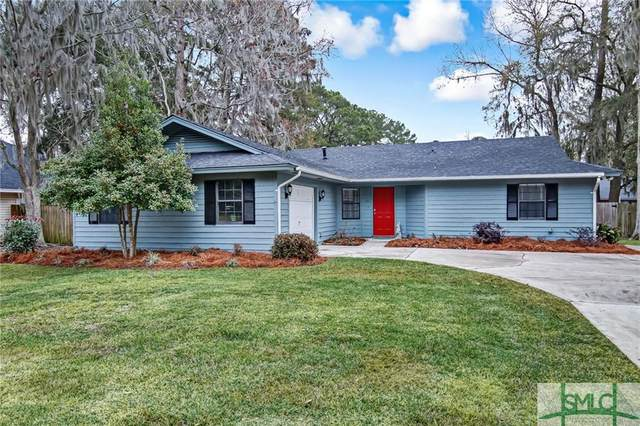 116 E Sagebrush Lane, Savannah, GA 31419 (MLS #240142) :: Liza DiMarco