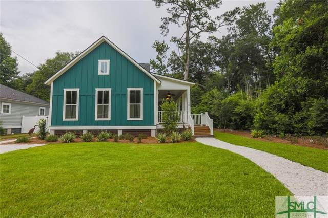 11 Government Road, Savannah, GA 31406 (MLS #240152) :: Liza DiMarco