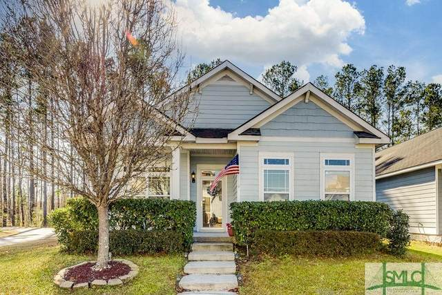 127 Moonlight Trail, Port Wentworth, GA 31407 (MLS #240167) :: RE/MAX All American Realty