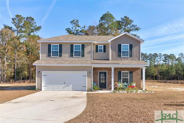 127 William Way, Springfield, GA 31329 (MLS #240174) :: Teresa Cowart Team