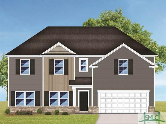 138 Sapphire Circle, Guyton, GA 31312 (MLS #240176) :: Team Kristin Brown | Keller Williams Coastal Area Partners