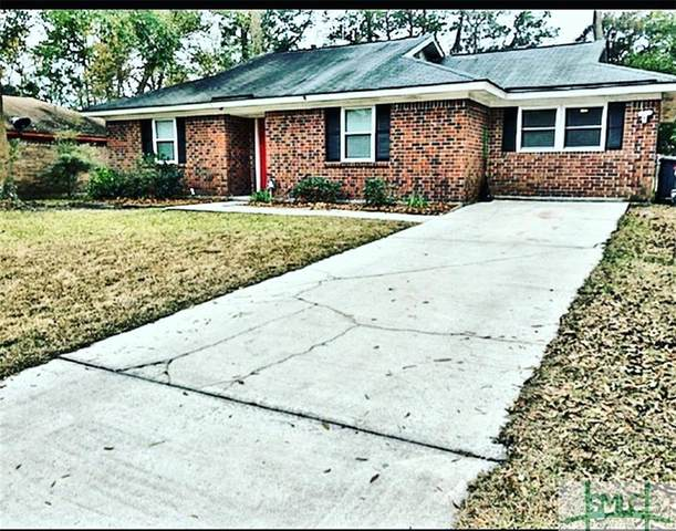 1509 Marcy Circle, Savannah, GA 31406 (MLS #240186) :: RE/MAX All American Realty