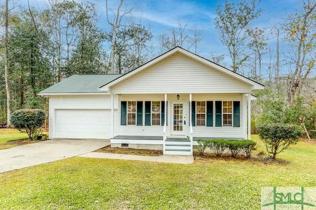 307 Woodbury Lane, Rincon, GA 31326 (MLS #240193) :: Team Kristin Brown | Keller Williams Coastal Area Partners