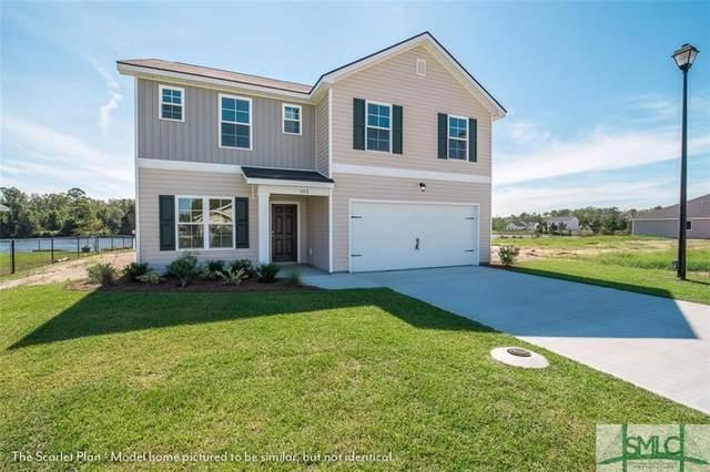 131 Whitehaven Road, Savannah, GA 31407 (MLS #240199) :: Glenn Jones Group | Coldwell Banker Access Realty