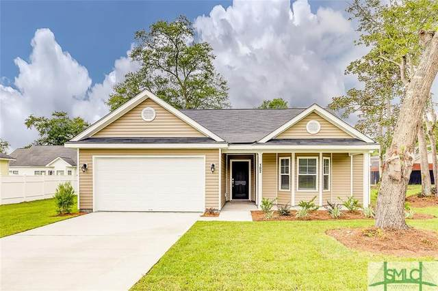 105 Dasher Drive, Springfield, GA 31329 (MLS #240210) :: The Sheila Doney Team