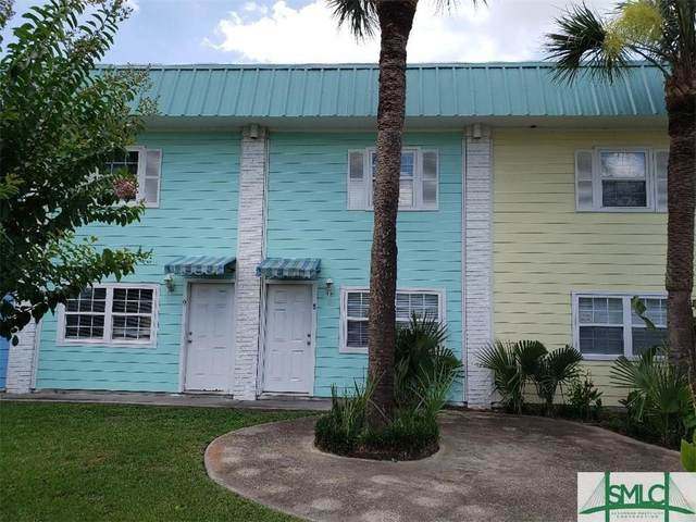 1608 Jones Avenue #8, Tybee Island, GA 31328 (MLS #240213) :: Team Kristin Brown | Keller Williams Coastal Area Partners