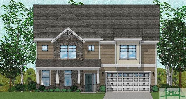 110 Breaklands Court, Savannah, GA 31407 (MLS #240242) :: Glenn Jones Group | Coldwell Banker Access Realty