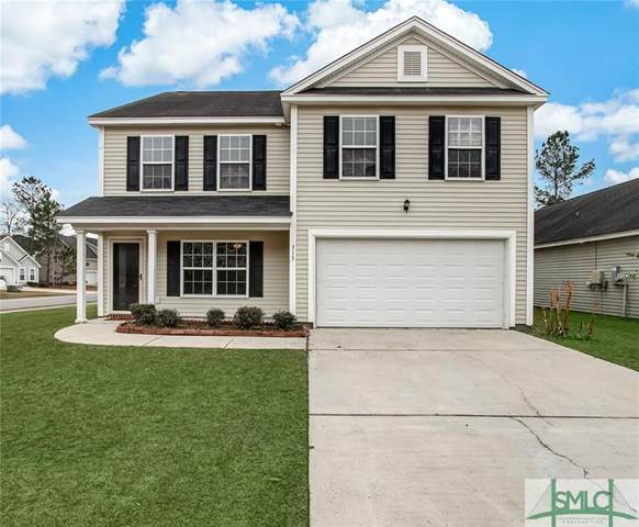 315 Winchester Drive, Pooler, GA 31322 (MLS #240264) :: Heather Murphy Real Estate Group
