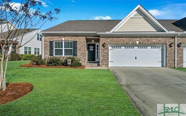 154 Regency Circle, Pooler, GA 31322 (MLS #240270) :: Keller Williams Realty-CAP