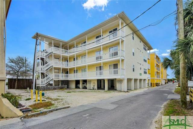 8 Silver Avenue #9, Tybee Island, GA 31328 (MLS #240280) :: The Arlow Real Estate Group