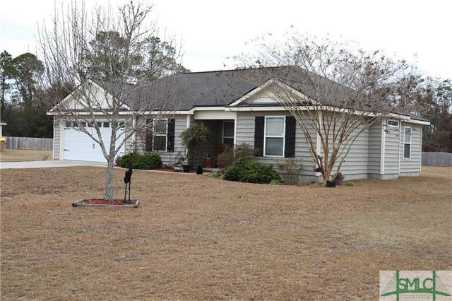 115 Brookfield Drive, Guyton, GA 31312 (MLS #240297) :: Coastal Homes of Georgia, LLC
