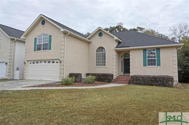 120 Vickery Lane, Savannah, GA 31410 (MLS #240303) :: Keller Williams Realty-CAP