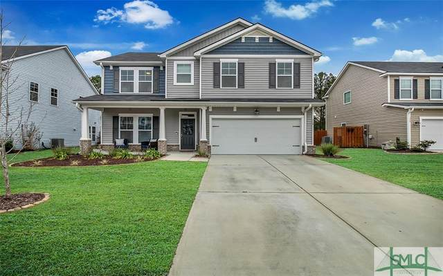 224 Willow Point Circle, Savannah, GA 31407 (MLS #240325) :: Bocook Realty