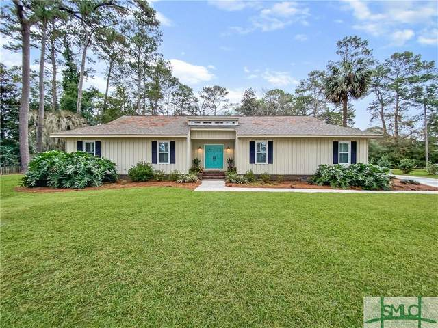 504 Herb River Drive, Savannah, GA 31406 (MLS #240356) :: Team Kristin Brown | Keller Williams Coastal Area Partners