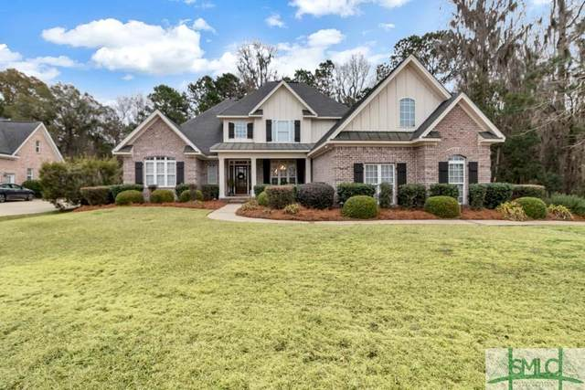 479 Chastain Circle, Richmond Hill, GA 31324 (MLS #240362) :: The Arlow Real Estate Group