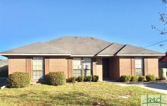 1704 Ashton Drive, Hinesville, GA 31313 (MLS #240364) :: Bocook Realty
