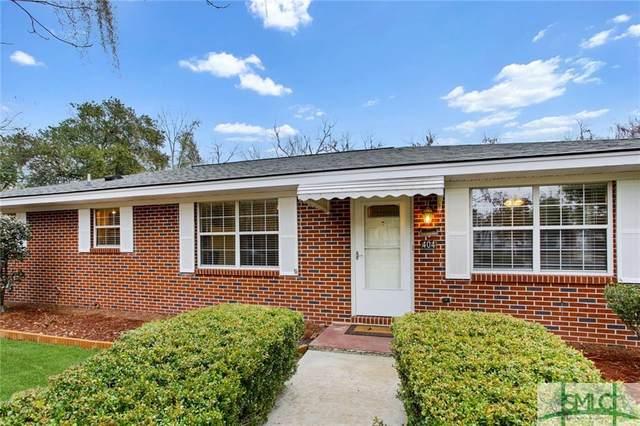 404 Church Street, Guyton, GA 31312 (MLS #240368) :: Keller Williams Coastal Area Partners