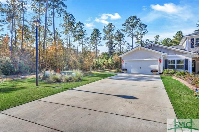 252 Lake Lily Drive, Richmond Hill, GA 31324 (MLS #240374) :: Glenn Jones Group | Coldwell Banker Access Realty