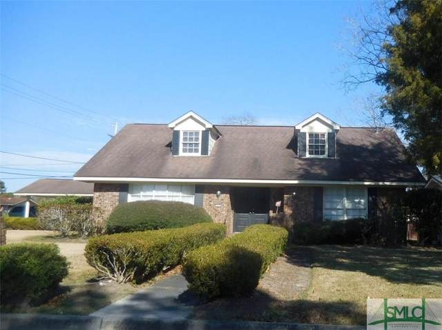1470 Chevy Chase Road, Savannah, GA 31415 (MLS #240381) :: Keller Williams Coastal Area Partners