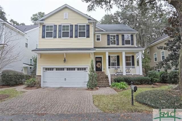 9 Dockside Drive, Savannah, GA 31410 (MLS #240387) :: RE/MAX All American Realty