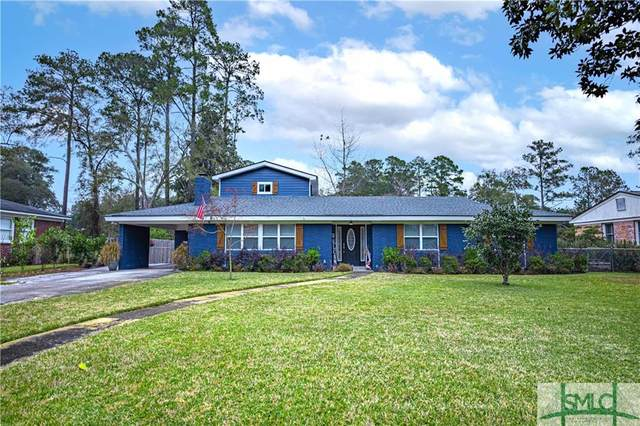 4 Fallowfield Drive, Savannah, GA 31406 (MLS #240393) :: Liza DiMarco