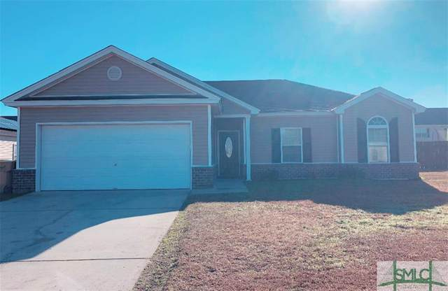 35 Red Oak Drive, Richmond Hill, GA 31324 (MLS #240397) :: Bocook Realty