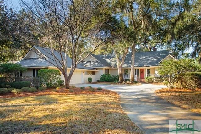 8 Tangletree Lane, Savannah, GA 31411 (MLS #240406) :: The Arlow Real Estate Group