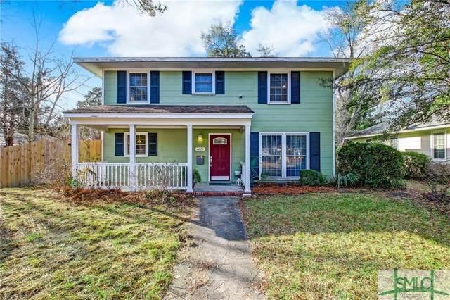 1425 E 52nd Street, Savannah, GA 31404 (MLS #240408) :: Teresa Cowart Team