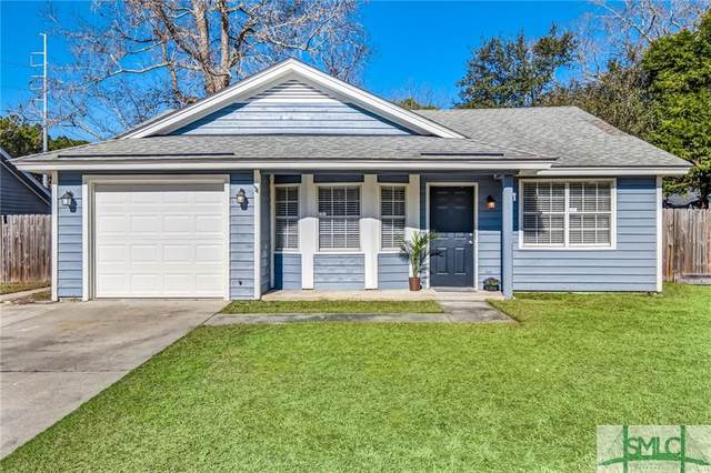 28 Tara Manor Drive, Savannah, GA 31406 (MLS #240410) :: Liza DiMarco
