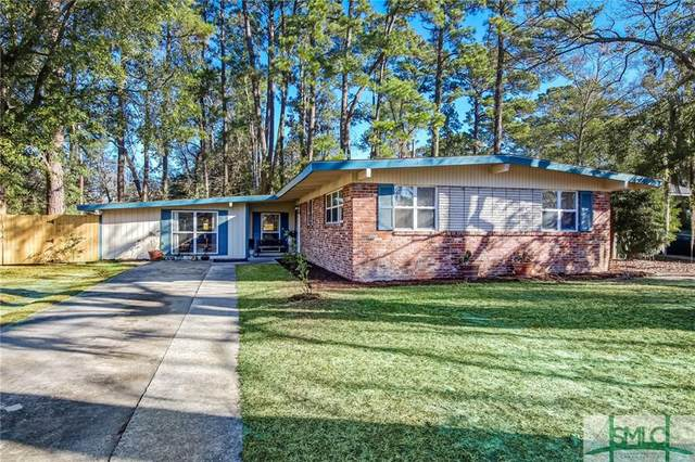 104 Willow Road, Savannah, GA 31419 (MLS #240413) :: Team Kristin Brown | Keller Williams Coastal Area Partners