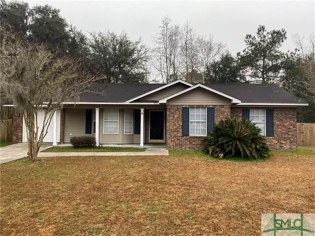 502 Garden Acres Way, Pooler, GA 31322 (MLS #240421) :: Team Kristin Brown | Keller Williams Coastal Area Partners