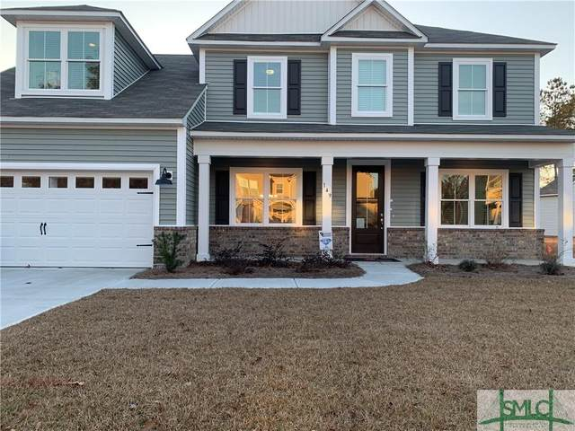 149 Moor Hen Landing, Savannah, GA 31419 (MLS #240427) :: RE/MAX All American Realty