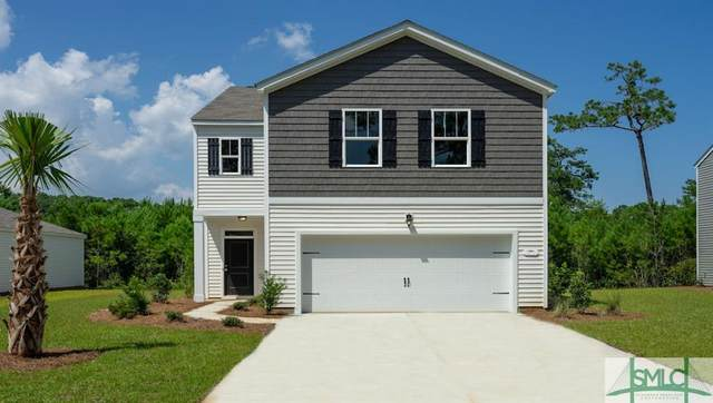157 Troupe Drive, Pooler, GA 31407 (MLS #240437) :: Bocook Realty