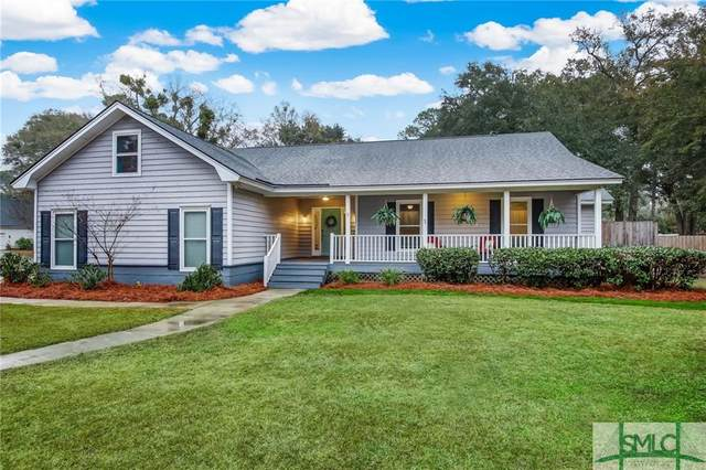 2 Talahi Court, Savannah, GA 31410 (MLS #240442) :: Heather Murphy Real Estate Group
