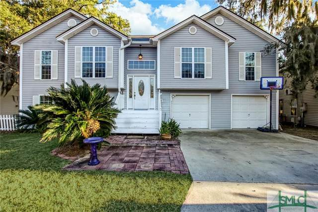 117 Runner Road, Savannah, GA 31410 (MLS #240443) :: Heather Murphy Real Estate Group