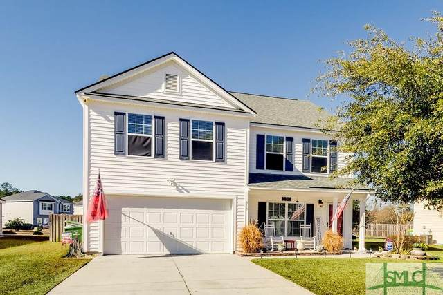 313 Southwilde Way, Pooler, GA 31322 (MLS #240446) :: Team Kristin Brown | Keller Williams Coastal Area Partners